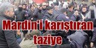 Mardin karıştı, 18 kişi gözaltına alındı
