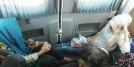 Mardinli kızların Eskişehir gezisi, çileye dönüştü