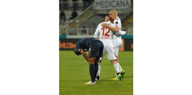 Medicana Sivasspor - Mersin İdmanyurdu : 1-2