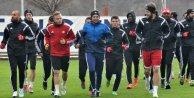 Medicana Sivassporda Beşiktaş hazırlığı