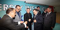 Merkez Parti Ankarada 100 kişi katıldı