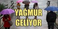 Meteoroloji uyardı: Havalar soğuyacak, yağmur geliyor