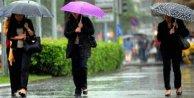 Meteoroloji'den kuvvetli yağmur uyarısı