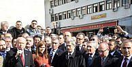 Mhp Lideri Bahçeli, 500 Araçlık Konvoyla Tuncelide (2)