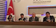 MHP'li adaylardan TÜGİAD ziyareti…