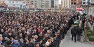MHP'li Erhan Usta'nın acı günü: Babası toprağa verildi