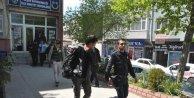 Midibüste 33 kaçak yakalandı