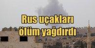 Moskova: Suriyede 50 IŞİD hedefini vurduk