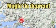 Muğla Köyceğiz'de deprem : 4.1