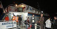 Mültecileri Kurtarma Operasyonu Termal Kamerada (2)