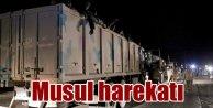 Musul için Irak Ordusu harekete geçiyor