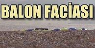 Nevşehirde Balon Kazası, 1 ölü 5 turist yaralı