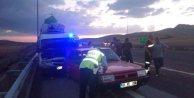 Niğdede zincirleme trafik kazası: 1 ölü, 5 yaralı