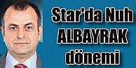 Nuh Albayrak, Starda Genel Yayın Yönetmeni oldu..