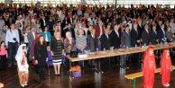 Nürnbergde geç ama görkemli 23 Nisan kutlaması