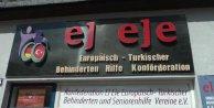 Nürnbergden Türkiyedeki engelli vatandaşlara destek
