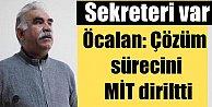 Öcalan, Ölen süreci MİT yeniden diriltti