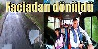 Öğrenci servisinde dehşet, 14 çocuk ölümden döndü