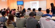 Erzurumlu öğrenciler NASAya canlı bağlandı