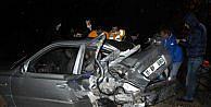 Öğretmenler Günü Yemeğine Giderken Kazada Yaralandı