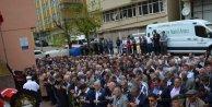 Oktay Ekşinin eşi Prof.Dr. Aysel Ekşi, Orduda toprağa verildi