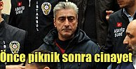 Önce piknik sonra cinayet; Sırp taraftarın katili yakalandı