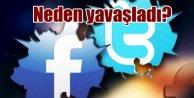 Operasyon başladı, Facebook ve Twittere girişler çileden çıkardı