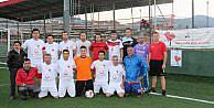 Organ Bağışına Dikkat Çekmek İçin Futbol Oynadılar