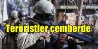 Örgüt yöneticileri Cudi'de çembere alındı