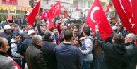 Orhangazide HDP lokaline yürüyen grubu polis engelledi