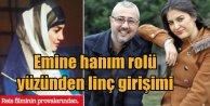 Özlem Balcı'yı Emine Erdoğan rolü yüzünden linç girişimi