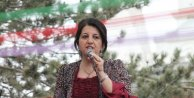 Pervin Buldan, polisle Öcalan posteri yüzünden tartıştı