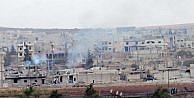 Peşmerge, Kobani'de Işid'e Katyuşa Füzeleri Attı