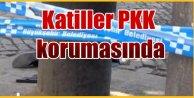 PKKlı teröristler, Elçinin katillerini Kanasla korumuş