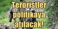 PKKlı teröristlere siyaset yolu açılıyor!!!
