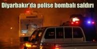PKKlılar polise bomba ve molotoflarla saldırdı