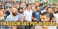 PKKnın katlettiği Fırat için kimse mesaj bile atmadı