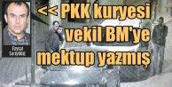 PKK'ya silah götürürken yakalanan vekilden ihanet mektubu