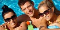 Plajda bu besinlerle yenilenin: Tatilde en faydali yiyecekler