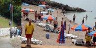 Plajda İstiklal Marşı