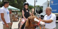 Pony Club, Somalı çocukların yüzünü güldürdü