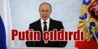Putin çıldırdı; Tehdit görürseniz vurun!