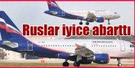 Rus uçağı 'Türkçe' konuşuldu diye 9 saat rötar yaptı
