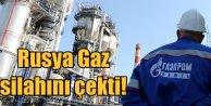 Rusyadan Türkiyeye Suriye misillemesi; Gaz akışı yavaşladı