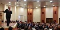 Sağlık eski Bakanı Akdağ, üniversitelilere konferans verdi