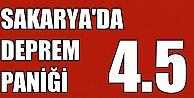 Sakarya Geyve Taşolukta deprem 4.5