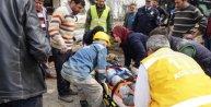 Sakaryada kanalizasyon çalışmasında göçük: 2 yaralı