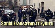 Sanki Fransanın 11 Eylülü; Teröristler ölmek istiyor