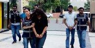 Şanlıurfa'da sahte altın satan 3 kişi yakalandı