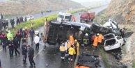 Şanlıurfada zincirleme kaza: 12 ölü - fotoğraflar